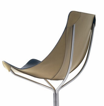 Cocos P, lounge chair from Frag