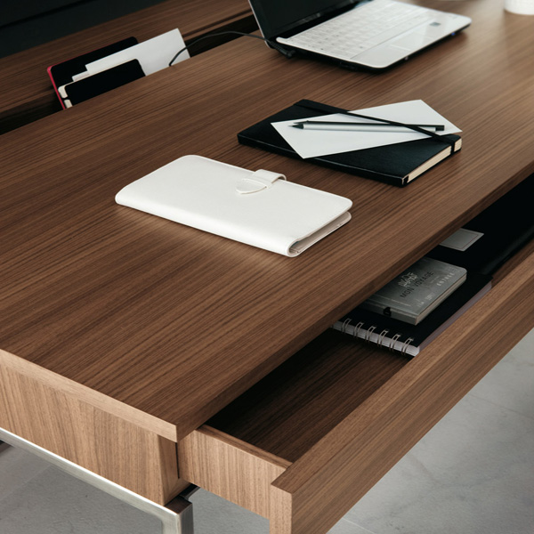Kepler desk from Porada, designed by G. Azzarello