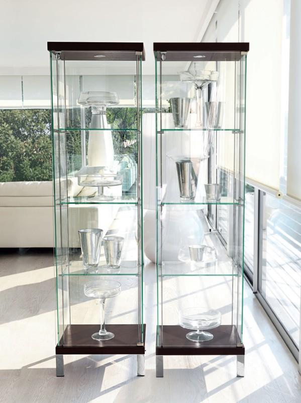 Quadra cabinet from Unico Italia
