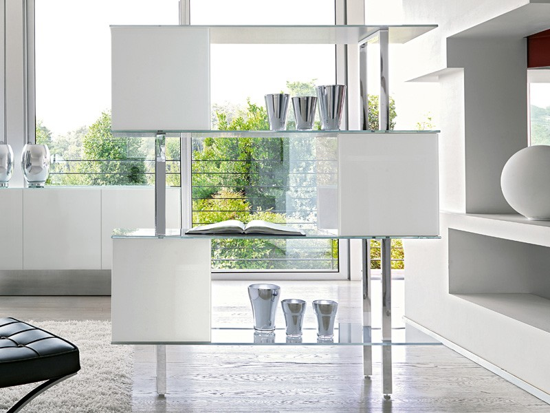 Dama bookcase from Unico Italia