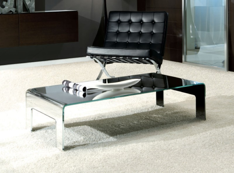 Feet coffee table from Unico Italia
