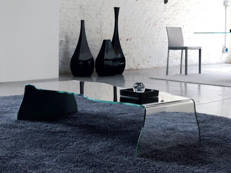 Bisex coffee table from Unico Italia