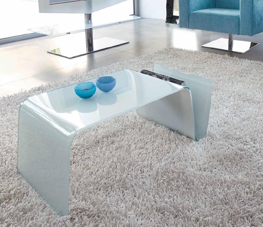 Virgola, coffee table from Unico Italia