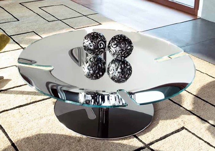 Bond, coffee table from Unico Italia