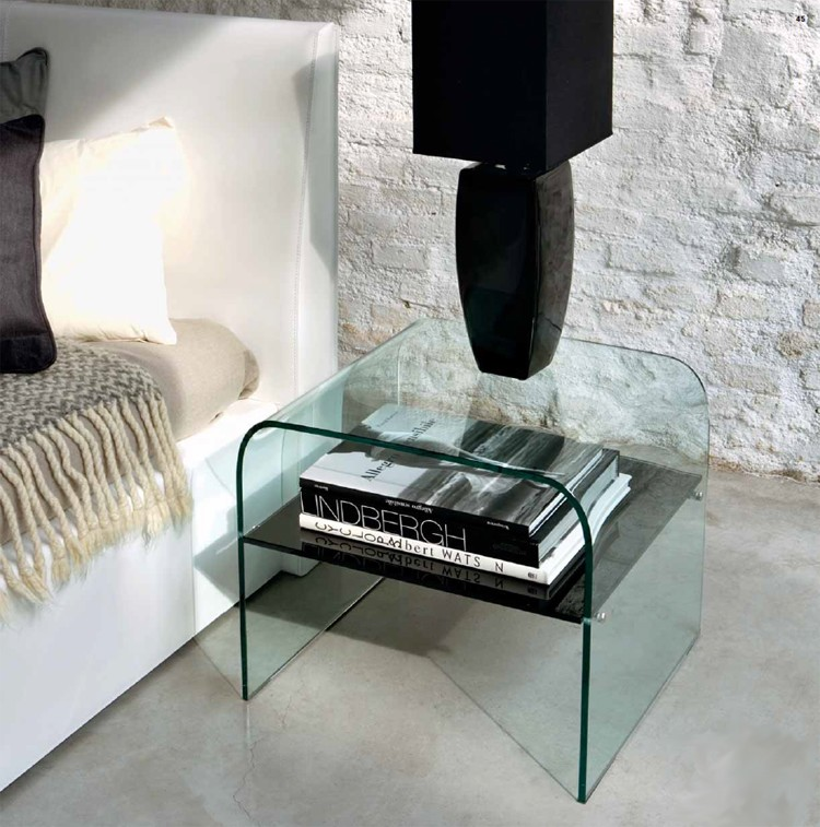 Golden Plus end table from Unico Italia