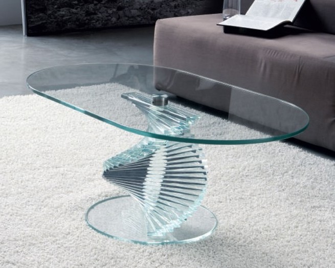 Rigiro coffee table from Unico Italia