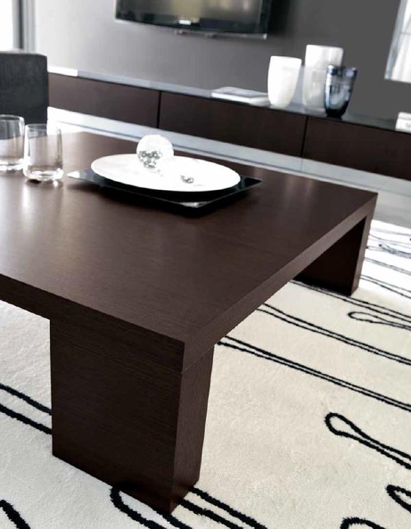 Sam coffee table from Unico Italia