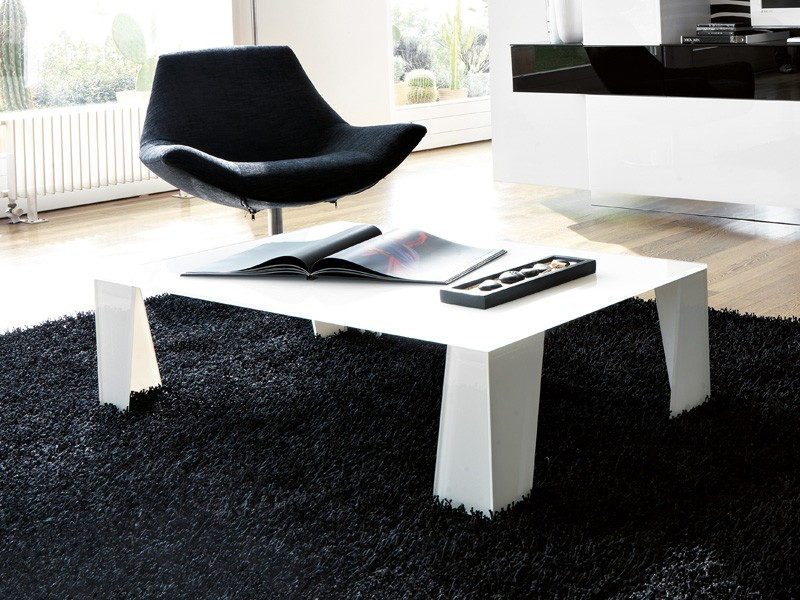 Double, coffee table from Unico Italia
