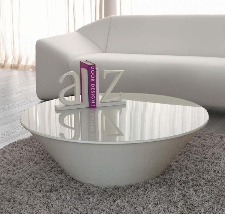 Invaso, coffee table from Unico Italia