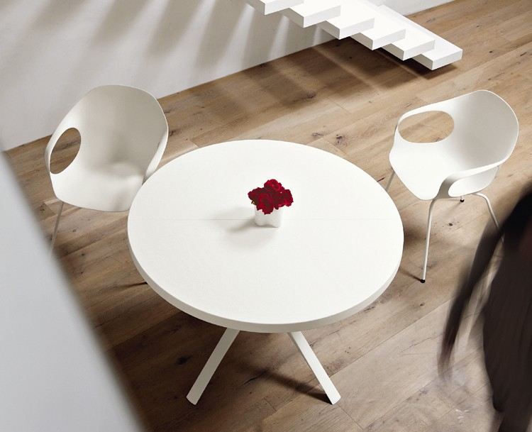 Kristalia Oops Lacquered Wooden Dining Table