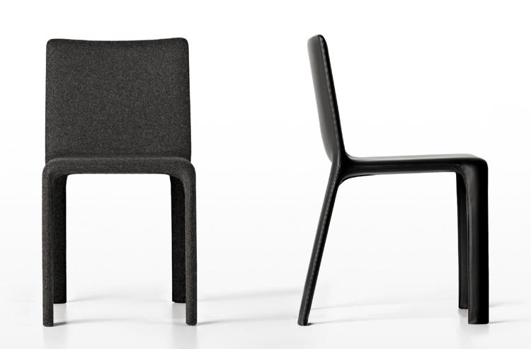 Joko chair from Kristalia, designed by Bartoli Design