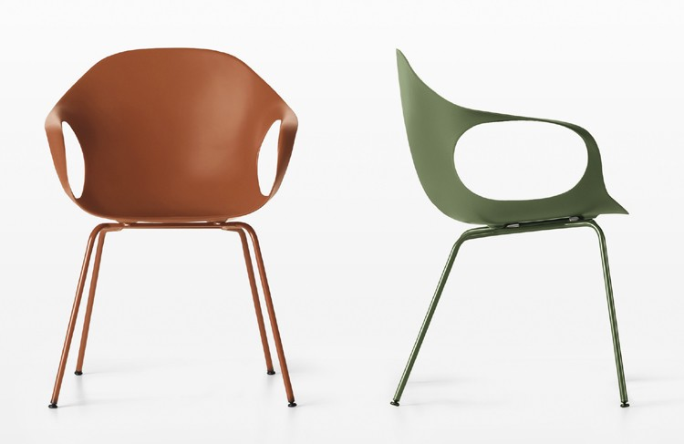 Elephant chair from Kristalia, designed by Neuland