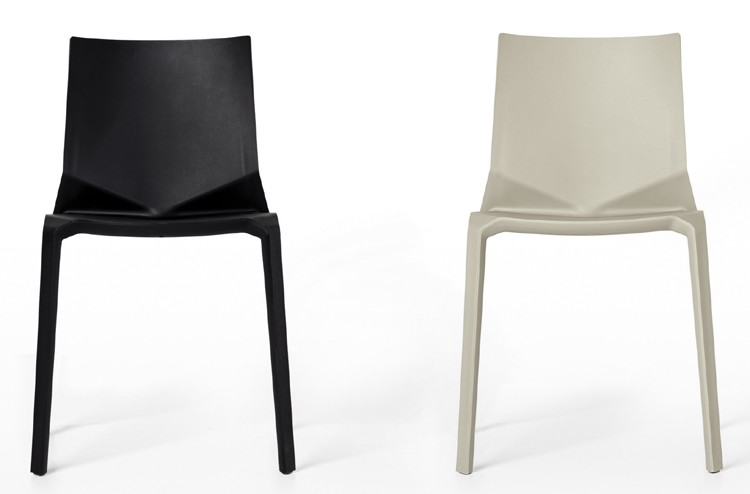 Plana chair from Kristalia, designed by Lucidipevere
