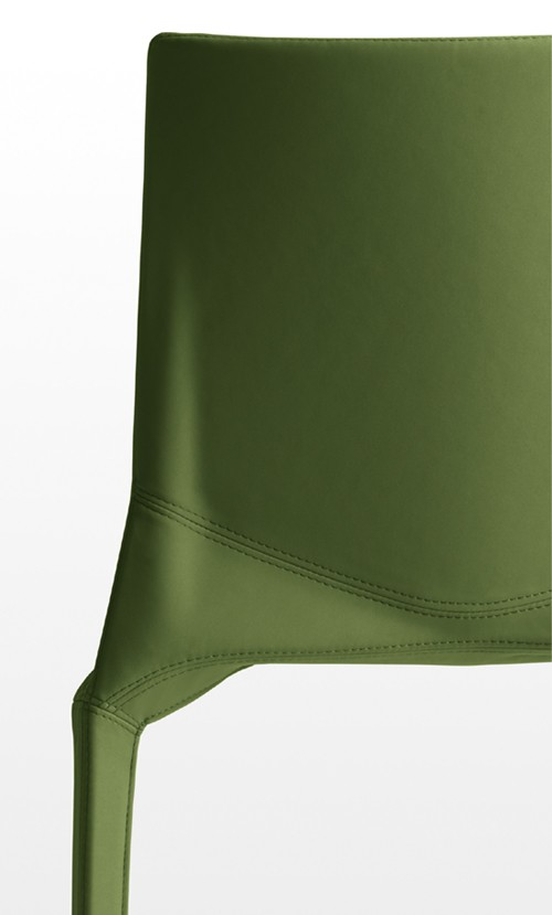 Plana Upholstered chair from Kristalia, designed by Lucidipevere