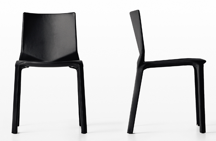 Plana Upholstered, chair from Kristalia