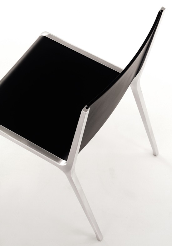 Bikappa chair from Kristalia