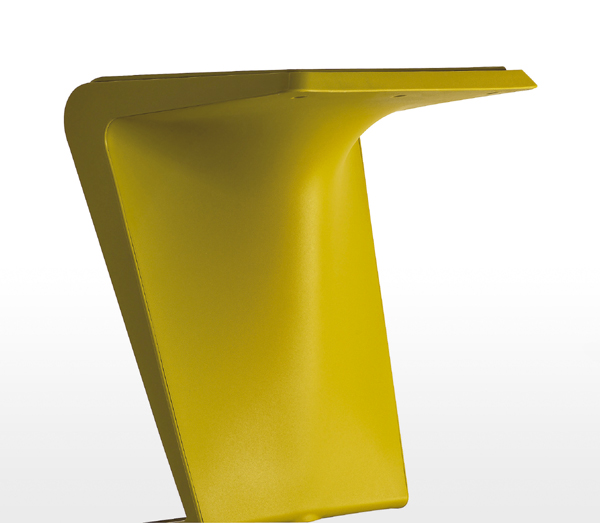 Dart stool from Kristalia