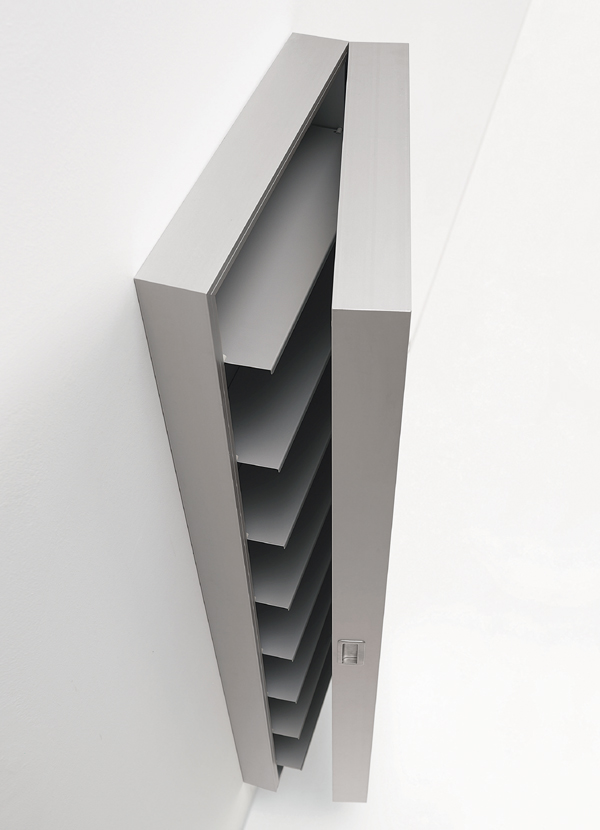 Box cabinet from Kristalia, designed by Luciano Bertoncini