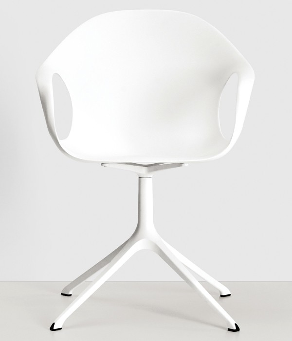 Elephant on Trestle chair from Kristalia, designed by Neuland