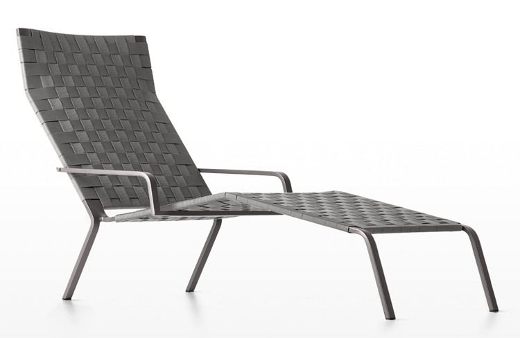 Rest Chaise Longue lounger from Kristalia