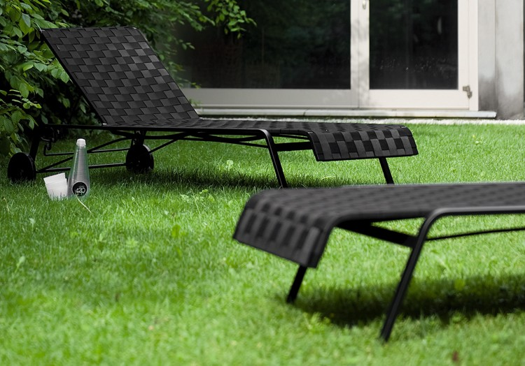 Rest Lounger from Kristalia, designed by Harry-Paul