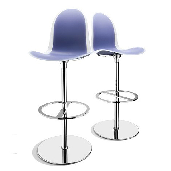 3X2/B Bar stool from Parri