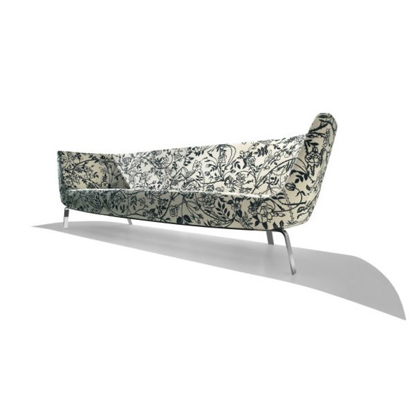 Joe 2P/3P sofa from Parri