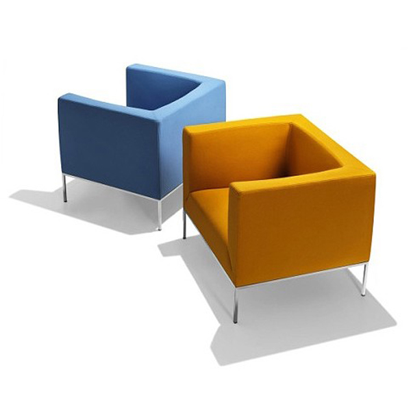 On/Off 1P lounge chair from Parri