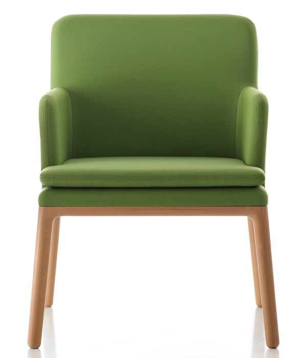 Allround AOL401-X lounge chair from Fornasarig