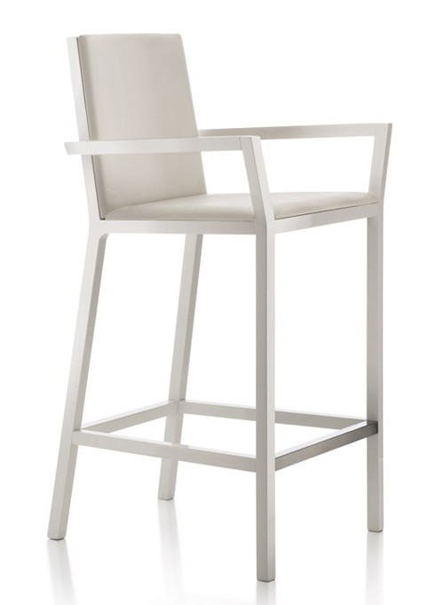 Basicwood Counter Stool BWS301-B from Fornasarig
