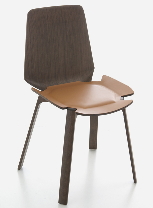 Gap GAS133, chair from Fornasarig