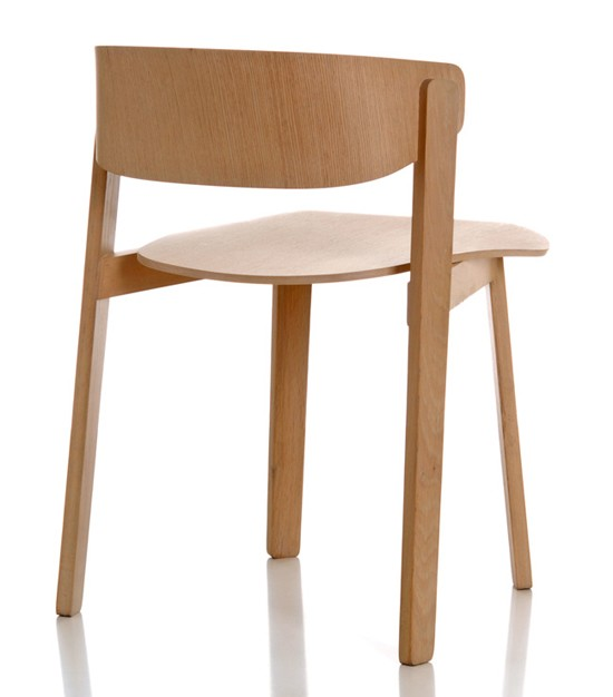 Wolfgang WOR135 chair from Fornasarig