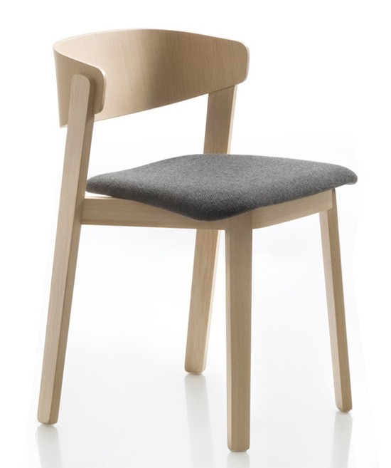 Wolfgang WOR131 chair from Fornasarig, designed by Luca Nichetto