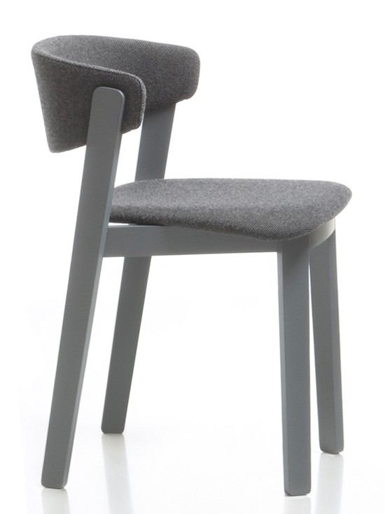 Wolfgang WOR102 chair from Fornasarig, designed by Luca Nichetto