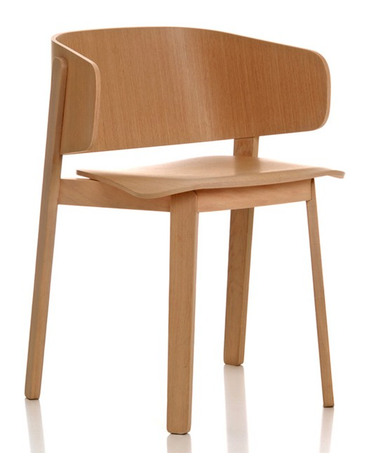 Wolfgang Armchair WOR235 from Fornasarig, designed by Luca Nichetto
