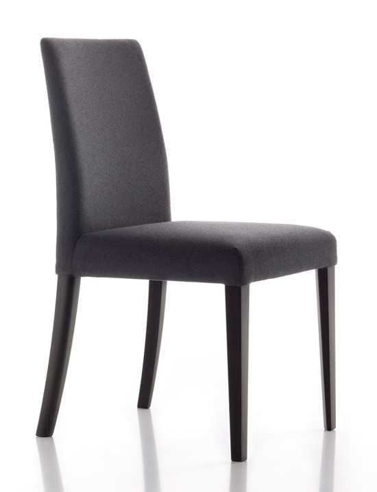 Amati AMS101 chair from Fornasarig, designed by Renzo and Graziella Fauciglietti