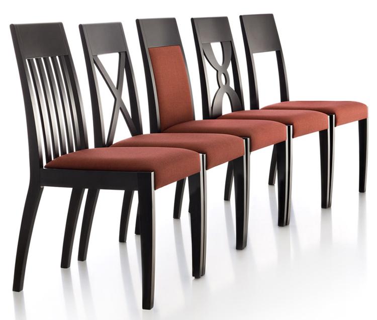 Aveda AVS132 chair from Fornasarig