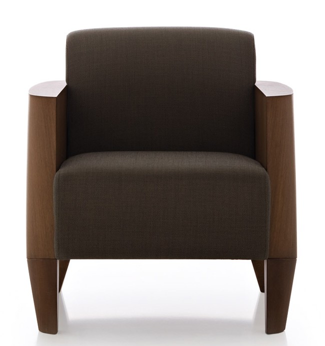 Gio GOL401, lounge chair from Fornasarig