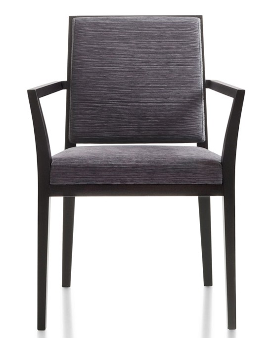 Line LNS202 chair from Fornasarig, designed by Edi and Paolo Ciani