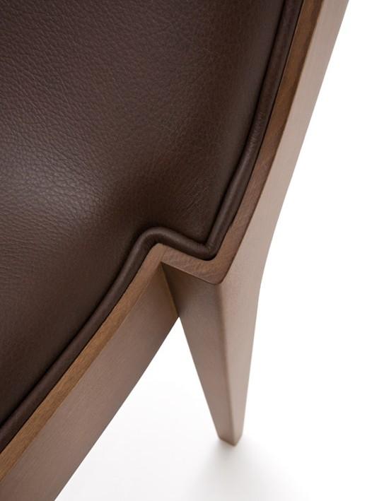 Moka MKT101, chair from Fornasarig