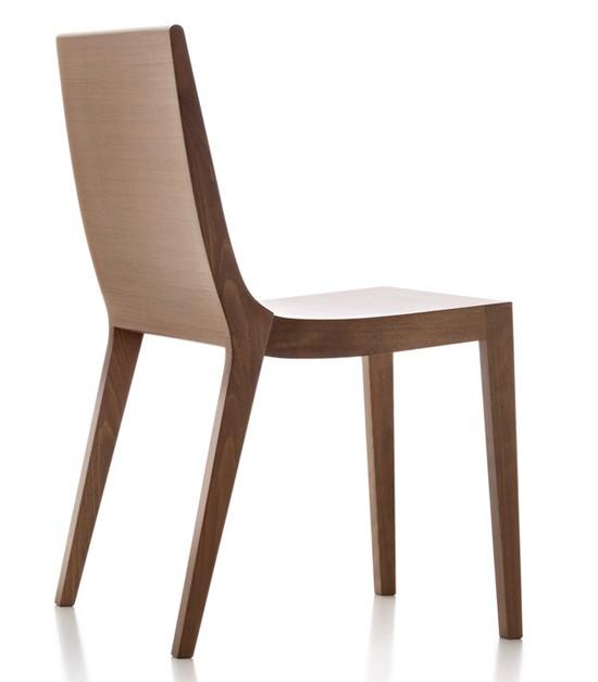 Moka MKS131 chair from Fornasarig