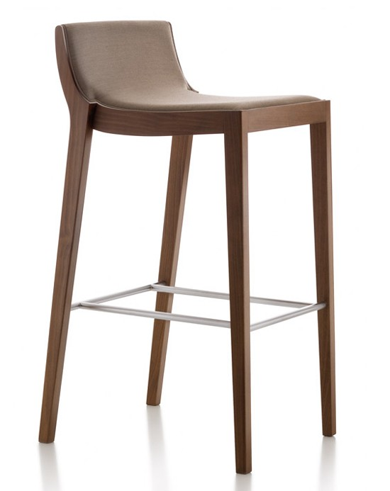 Moka MKT301-A stool from Fornasarig, designed by Tibault Desombre