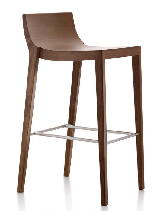 Moka MKS331-A, stool from Fornasarig