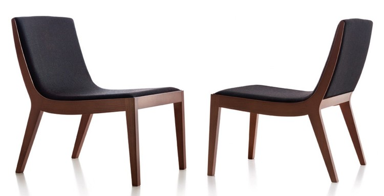 Moka Easy Chair MKE141 lounge from Fornasarig