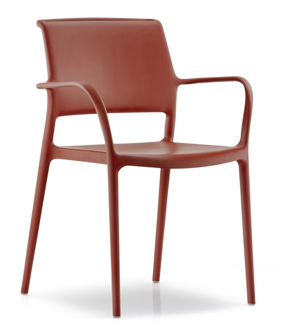 Ara 315 chair from Pedrali, designed by Jorge Pensi