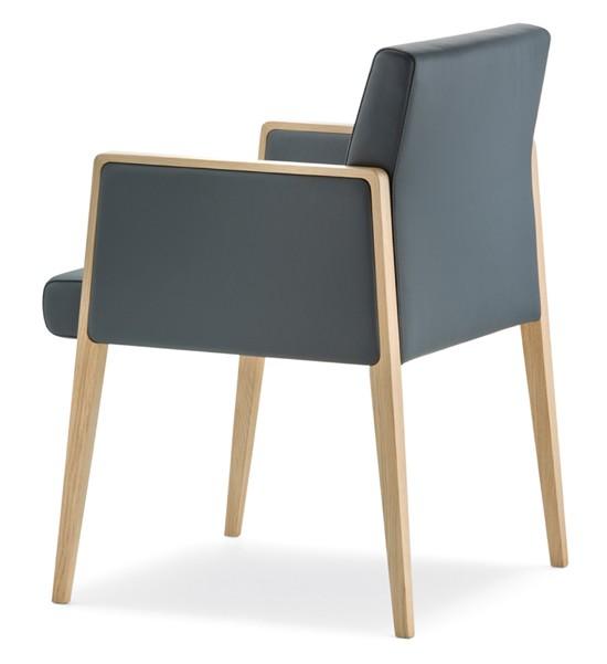 Jil 525 chair from Pedrali, designed by Enrico Franzolini and Vicente Garcia Jimenez
