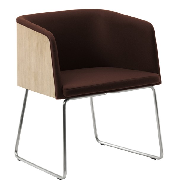Allure 737 chair from Pedrali, designed by Pedrali R&D