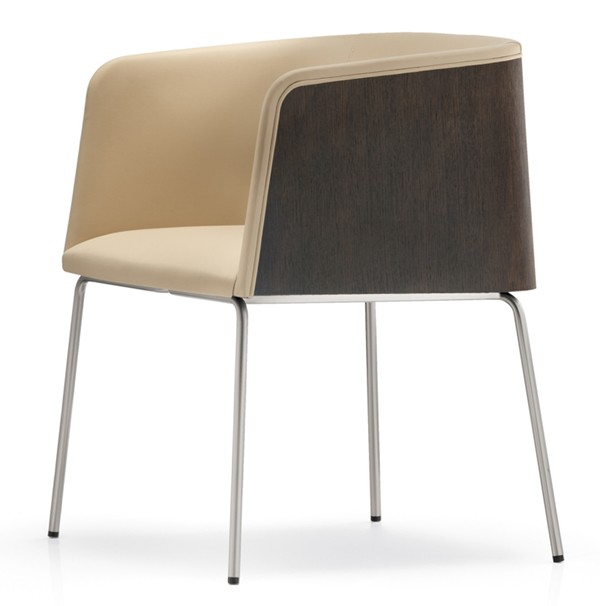 Allure 738 chair from Pedrali, designed by Pedrali R&D