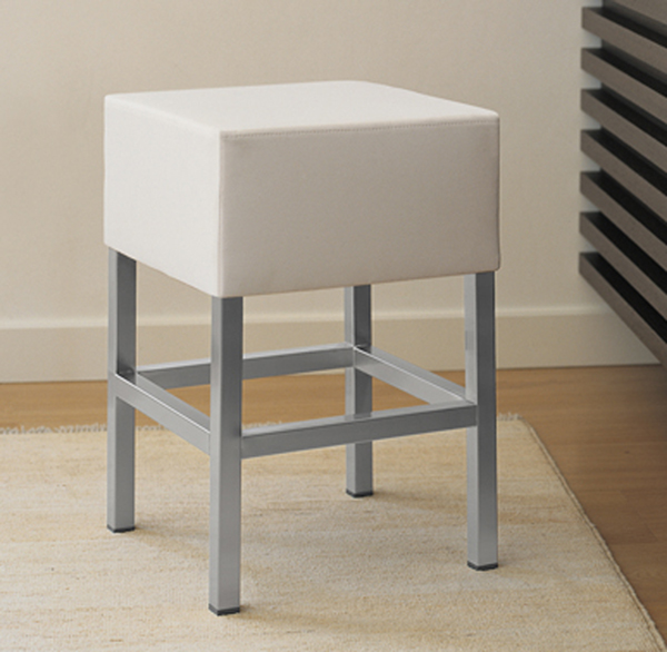 Cube Soft stool from Pedrali, designed by Pedrali R&D