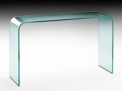 Elementare console table from Fiam